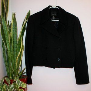 Limited Wool Double button blazer